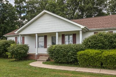 Lewisburg Single Family Home Active - Showing: 2155 Paradise Dr