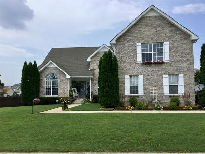 Clarksville Single Family Home Active - Showing: 1388 Borrowdale Dr