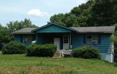 Cheatham County Single Family Home For Sale: 231 Dallas Dr
