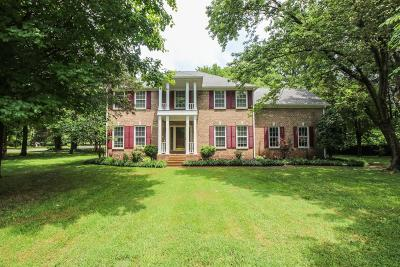Single Family Home Active - Showing: 1333 Shagbark Trl