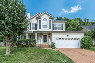 Franklin Single Family Home Under Contract - Showing: 310 Wisteria Dr