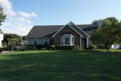 Clarksville Single Family Home Active - Showing: 2706 Runnymeade Dr