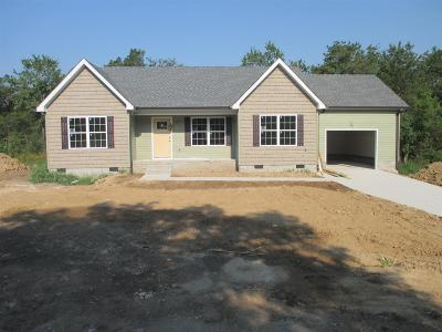 Marshall County Single Family Home For Sale: 440 Will Murphy Rd