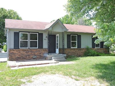 Belle Forest Single Family Home For Sale: 1490 Craig Dr