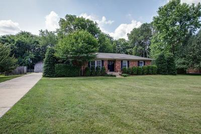 Franklin Single Family Home Active - Showing: 1137 Howell Dr