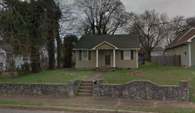 Nashville Single Family Home Active - Showing: 922 North 6th Street