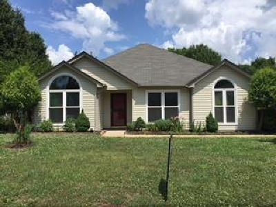 Spring Hill  Single Family Home Under Contract - Showing: 4004 Kelsey Way