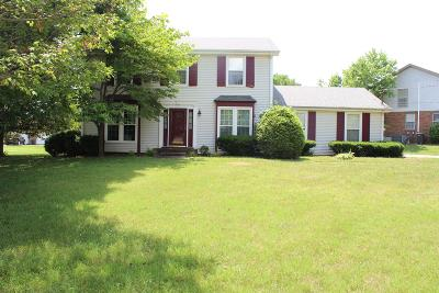 Clarksville TN Single Family Home Active - Showing: $199,500