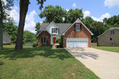 Clarksville TN Single Family Home Active - Showing: $199,999