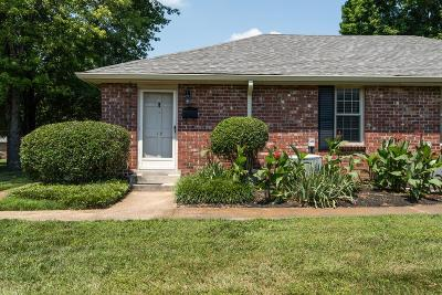 Nashville Condo/Townhouse Under Contract - Not Showing: 523 Harding Pl # 19 #19