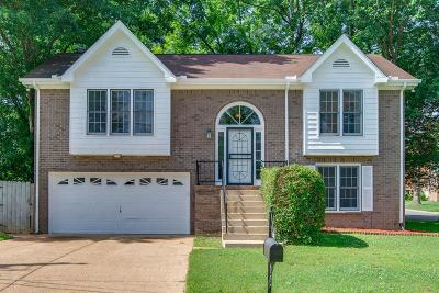 Nashville Single Family Home Active - Showing: 1105 Fitzpatrick Rd