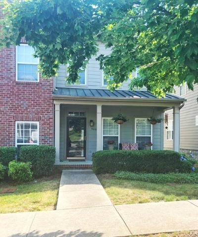 Nashville Condo/Townhouse Active - Showing: 9010 Rigden Mill Dr