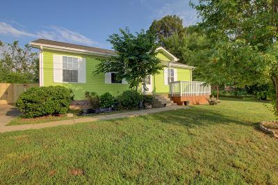 Christian County Single Family Home Under Contract - Showing: 1003 Bush Ave