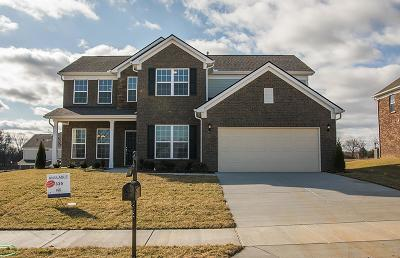 Spring Hill Single Family Home Under Contract - Not Showing: 2039 Friendship Drive - #321