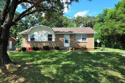 Clarksville Single Family Home For Sale: 633 Lafayette Rd