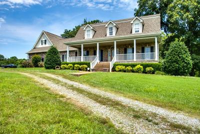 Charlotte Single Family Home For Sale: 630 Sulphur Fork Rd