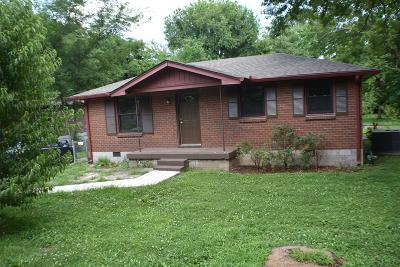 Nashville TN Single Family Home Active - Showing: $249,299
