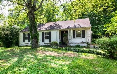 Nashville Single Family Home Active - Showing: 1105 Brookmeade Dr