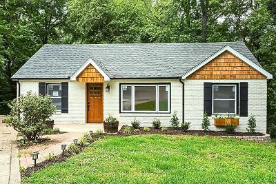 Nashville TN Single Family Home Active - Showing: $229,500