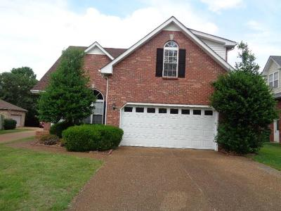 Murfreesboro Rental Active - Showing: 2418 Taylor Close