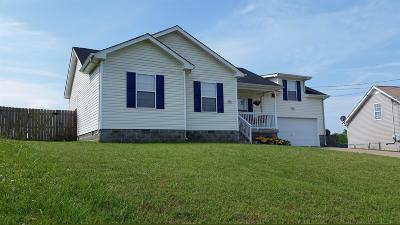 Clarksville TN Single Family Home Active - Showing: $145,000