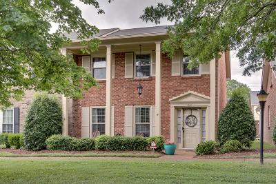 Nashville Condo/Townhouse Active - Showing: 812 General George Patton Rd #812