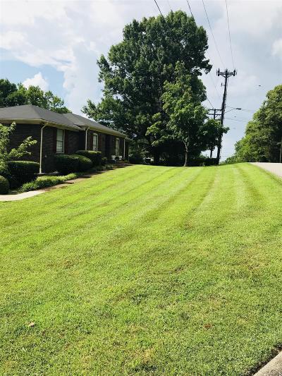 Nashville Single Family Home Active - Showing: 5123 Ashley Dr