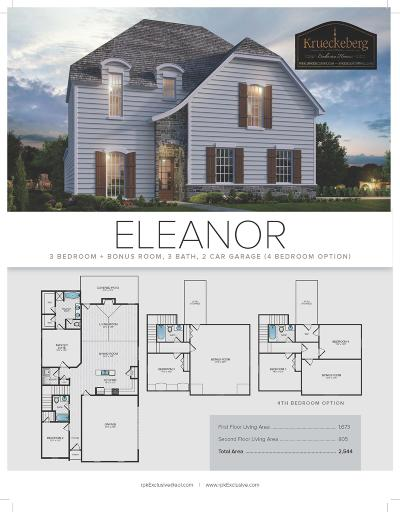 Clarksville TN Single Family Home Active - Showing: $362,200