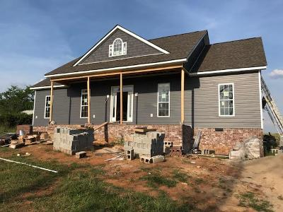 Marshall County Single Family Home Under Contract - Showing: 2301 Feedmill Rd