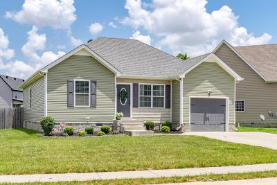 Clarksville TN Single Family Home Active - Showing: $162,000