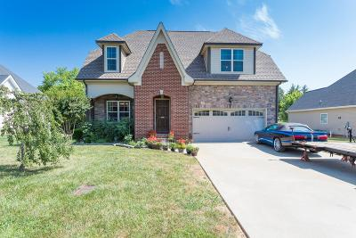 Clarksville TN Single Family Home Active - Showing: $277,900
