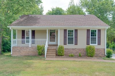 Nashville Single Family Home Active - Showing: 7529 Old Harding Pike