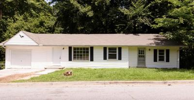 Clarksville TN Single Family Home Active - Showing: $129,900