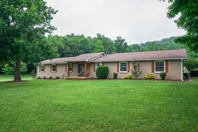 Nashville Single Family Home Active - Showing: 9547 S Harpeth Rd