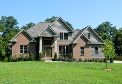 Clarksville Single Family Home Under Contract - Not Showing: 1362 Tannahill Way