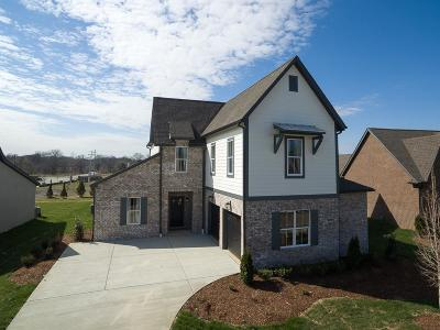 Mount Juliet Single Family Home Active - Showing: 229 Croft Way #336