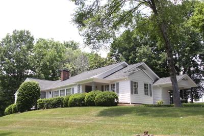 Columbia Single Family Home Active - Showing: 191 Bear Creek Pike