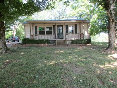 Pulaski TN Single Family Home Active - Showing: $44,000