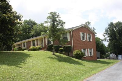 Marshall County Single Family Home For Sale: 1525 Timberhill Dr