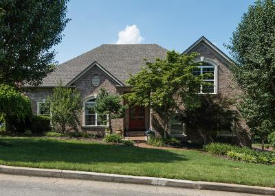 Brentwood Single Family Home Under Contract - Showing: 617 Banbury Pl