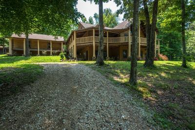 McEwen Single Family Home Active - Showing: 3849 Trace Creek Rd