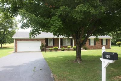 Marshall County Single Family Home For Sale: 1031 Midway St