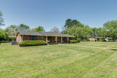 Williamson County Single Family Home Active - Showing: 833 Victoria Dr