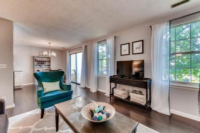 Brentwood  Condo/Townhouse Under Contract - Not Showing: 5840 Brentwood Trace