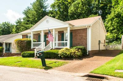 Nashville Single Family Home Active - Showing: 5481 Village Way