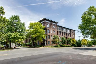 Nashville Condo/Townhouse Active - Showing: 1706 18th Avenue South 312