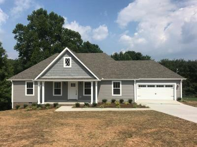 Dickson Single Family Home For Sale: 807 Blakemore Road Lot 322