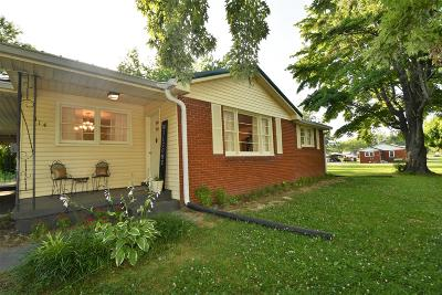 Hohenwald TN Single Family Home Under Contract - Showing: $85,000