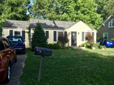 Nashville Single Family Home Active - Showing: 1207 N 6th St