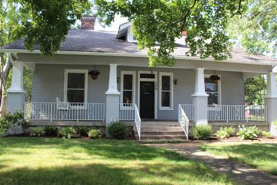 Nashville Single Family Home Active - Showing: 300 McCall St